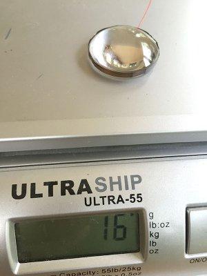 Lens-Weight