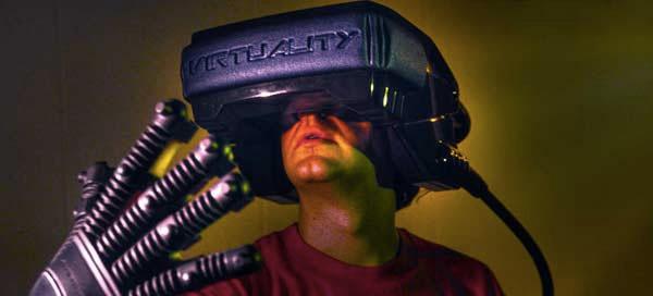 All Brawn – Virtuality 1000CS HMD