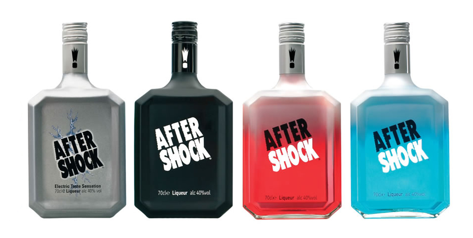 Aftershock and a Fashion Emergency
