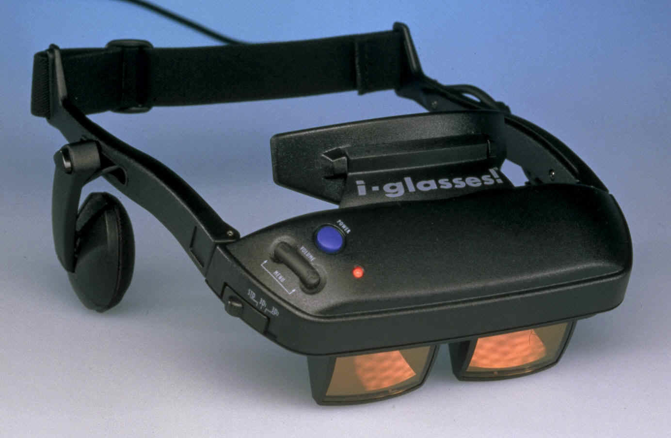 1995 Virtual IO I-Glasses