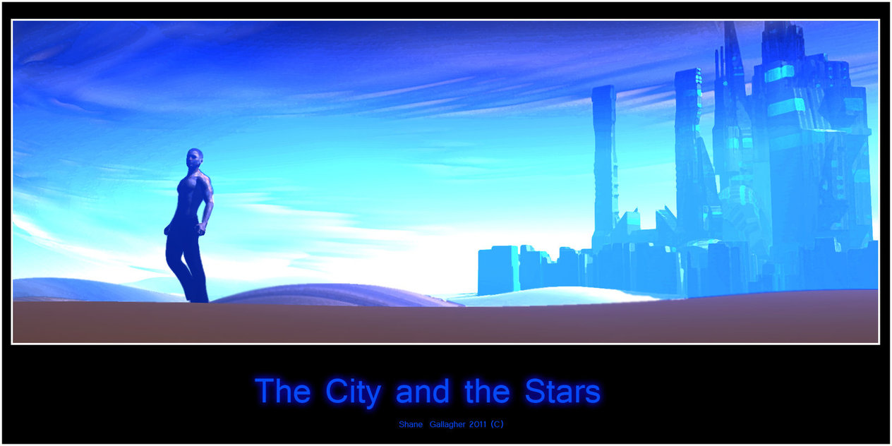 The City and the Stars – VR a Billion Years From Now!