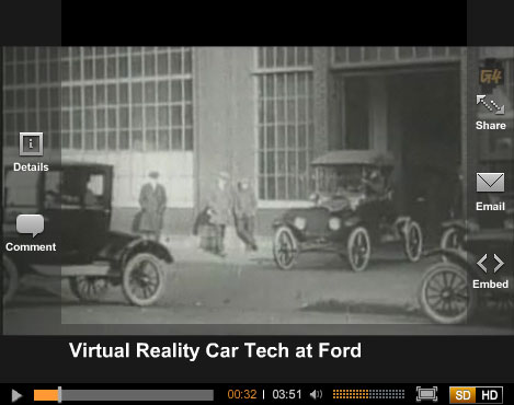 VR Technology at Ford