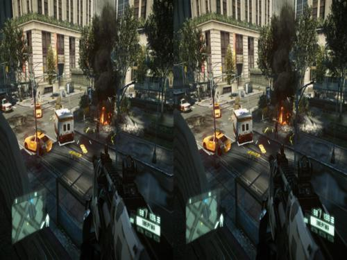 Crysis2 Stereo Side By Side