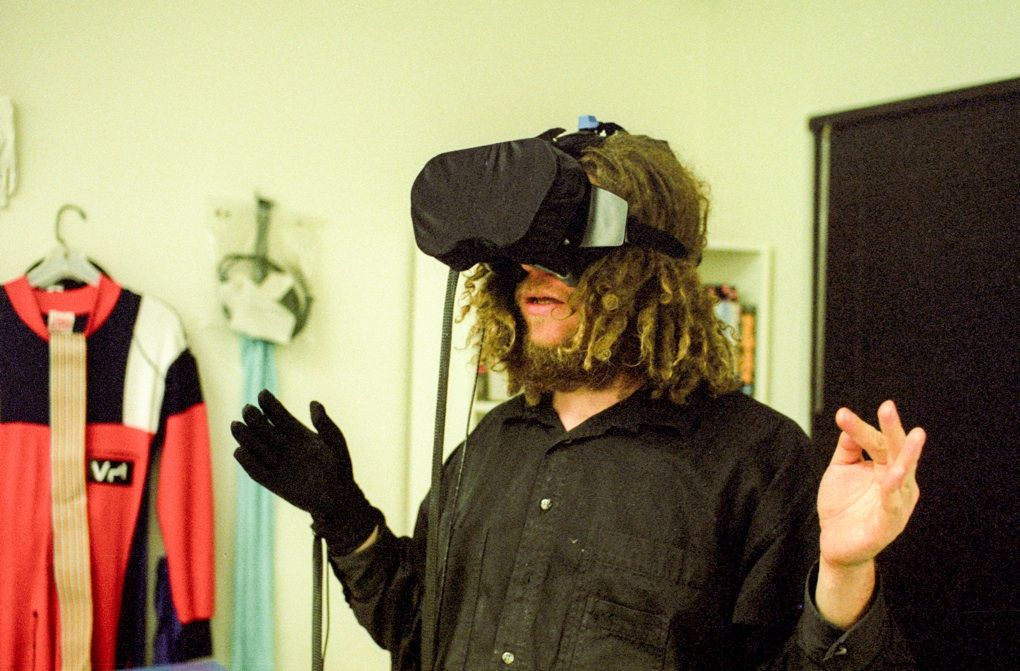 Yea, though he has walked through the Valley of Silicon, he fears no evil. Jaron Lanier's rebound…