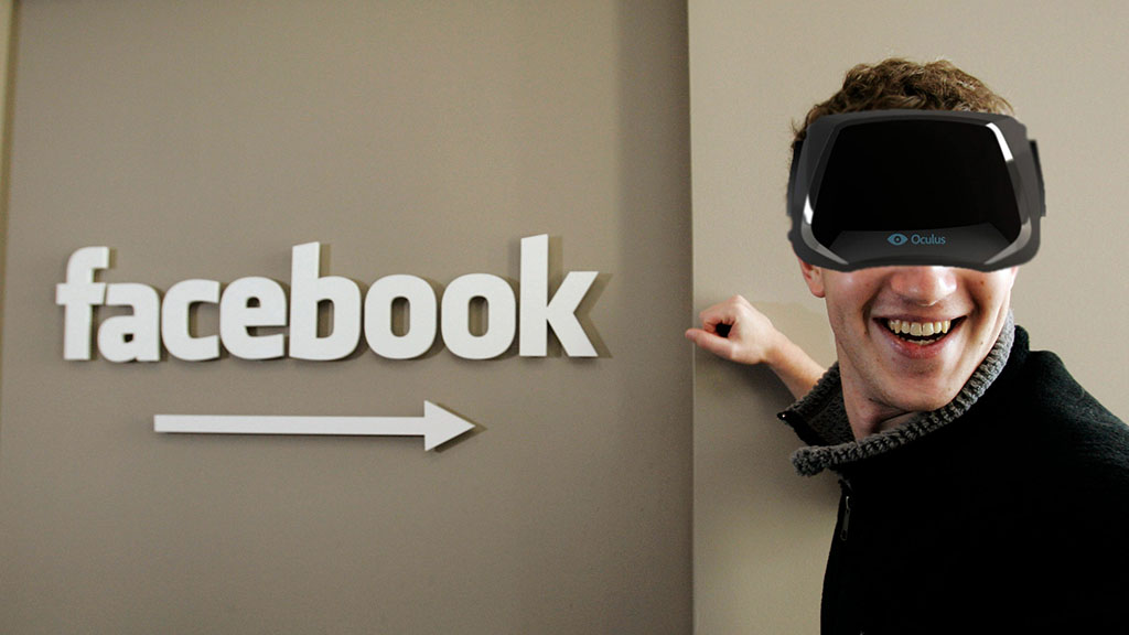 Why Sell Out? Oculus -> Facebook